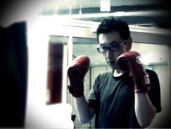 名古屋JKF キックボクシングフィットネスジム-1週間ちょっとぶりのトレーニング