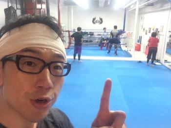名古屋JKF キックボクシングフィットネスジム-2週間以上空いてしまいました(汗