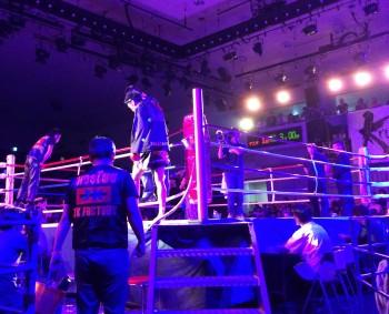 名古屋JKF キックボクシングフィットネスジム-Krush54 を見に行ってきた