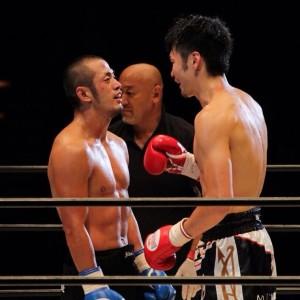 キックボクシングは紳士のスポーツ-thumbnail