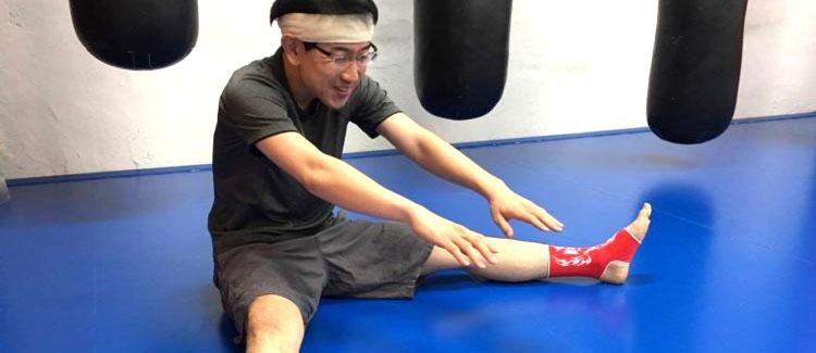 名古屋JKフィットネス キックボクシングジム-こんな私でもできますか?