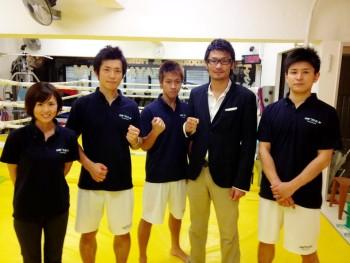 名古屋JKフィットネス キックボクシングジム-キックボクシングフィットネスブームが到来?