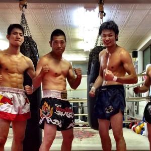 簡単だけど難しい。けれど楽しいキックボクシング!!-thumbnail