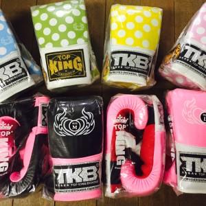 名古屋JKF キックボクシングフィットネスジム-まずは格好から入るのもOK!!