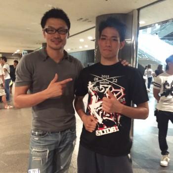 名古屋JKF キックボクシングフィットネスジム-早坂太郎新エースへ!!佐藤嘉洋&石橋真幸引退