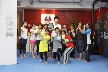 名古屋JKフィットネス キックボクシングジム-腕立てや腹筋が一回も出来ない人へ