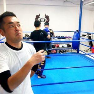 名古屋JKF キックボクシングフィットネスジム-斎藤さま 日曜日にやっているジムを探していた