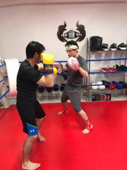 名古屋JKフィットネス キックボクシングジム-会員様の自主性が、高い! と感じた話