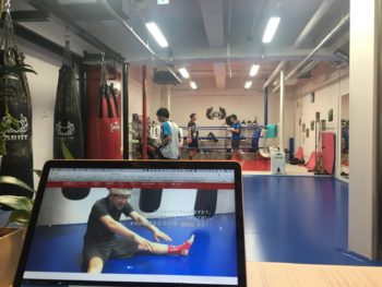 名古屋JKフィットネス キックボクシングジム-理不尽に向かっていく気持ち