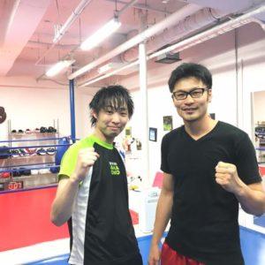 名古屋JKF キックボクシングフィットネスジム-武藤さま 佐藤さん魔裟斗と戦ってたんですか!?