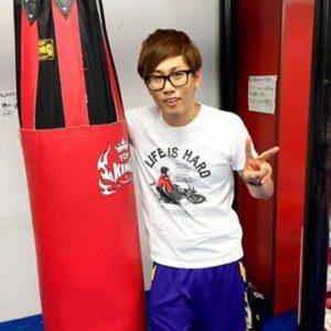 名古屋JKF キックボクシングフィットネスジム-江間さま 今では自分の居場所