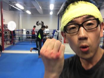 名古屋JKF キックボクシングフィットネスジム-ブログを見て、入会を決めました