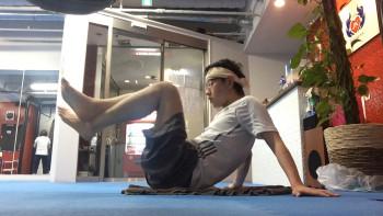 名古屋JKF キックボクシングフィットネスジム-しばらく行かなかったら、自己流になっていた