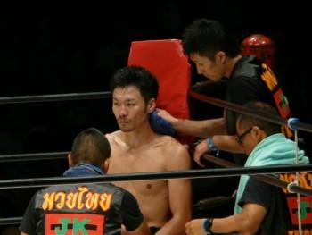 名古屋JKF キックボクシングフィットネスジム-応援ありがとうございました。