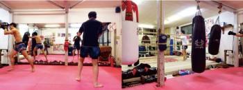 名古屋JKF キックボクシングフィットネスジム-名古屋JKファクトリーにて軽マス大会