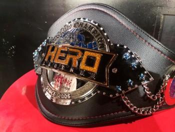 名古屋JKF キックボクシングフィットネスジム-世界チャンピオンベルト獲得キャンペーン