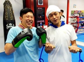 名古屋JKF キックボクシングフィットネスジム-本気で格闘技なんてやれるか、という方へ