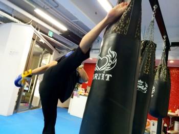 名古屋JKF キックボクシングフィットネスジム-40代からでも気軽にやれる