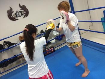 名古屋JKF キックボクシングフィットネスジム-女性の魅力を高め、自分に自信をつけて
