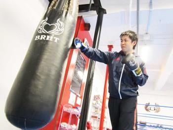 名古屋JKF キックボクシングフィットネスジム-運動音痴でもできる