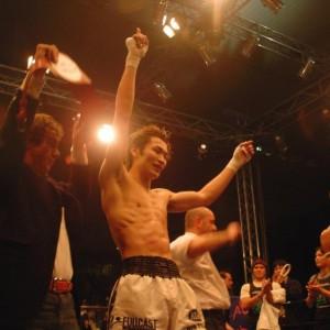 名古屋JKF キックボクシングフィットネスジム-キックボクシングフィットネスを広めたい