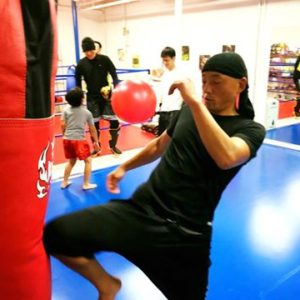 名古屋JKF キックボクシングフィットネスジム-福本さま 腰痛が改善した