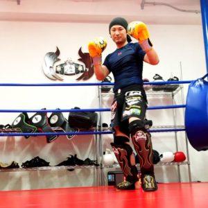名古屋JKF キックボクシングフィットネスジム-平田さま このジムだけで13kg減量できました