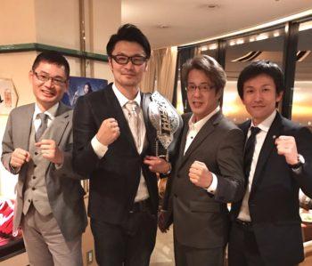 名古屋JKF キックボクシングフィットネスジム-新インストラクター&準インストラクター&新受付紹介