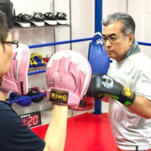 名古屋JKF キックボクシングフィットネスジム-一ノ宮さま 月1ですが続けられたのは…