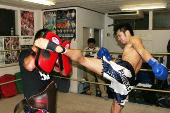 名古屋JKF キックボクシングフィットネスジム-守破離返