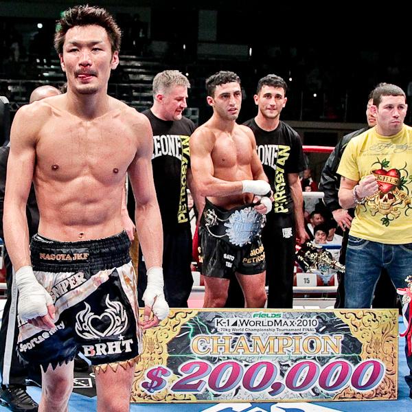 名古屋JKF キックボクシングフィットネスジム-凡才が天才に勝つために必要なこと(それでも負けるときはある)