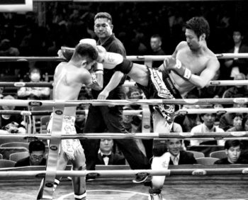 名古屋JKF キックボクシングフィットネスジム-緊張はしてもいい。するからいい。