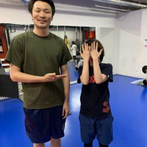 名古屋JKF キックボクシングフィットネスジム-M島さま 大切な居場所の1つ