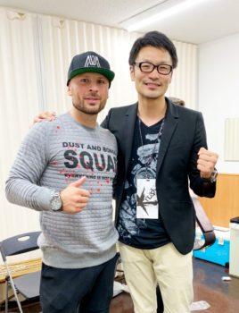 名古屋JKF キックボクシングフィットネスジム-JKFの由来とキッカケ