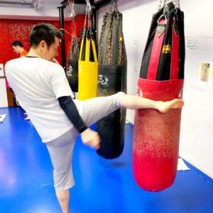名古屋JKF キックボクシングフィットネスジム-白藤さま みんな本当に楽しそう