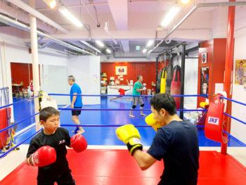 名古屋JKF キックボクシングフィットネスジム-映画『マジックアワー』