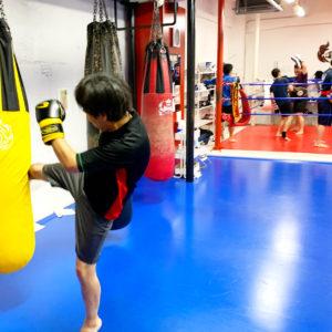 名古屋JKF キックボクシングフィットネスジム-大橋さま 健康診断で10歳も若い判定が出た