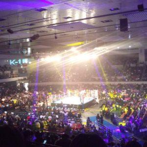 名古屋JKF キックボクシングフィットネスジム-エヌオのNAINAI40日記『新生K-1初名古屋』