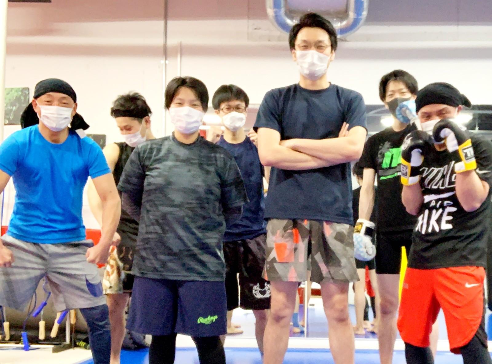 名古屋JKF キックボクシングフィットネスジム-絶望の丘に希望の花が咲く