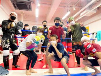 名古屋JKF キックボクシングフィットネスジム-愛知県3度目の緊急事態宣言におけるJKFの方針