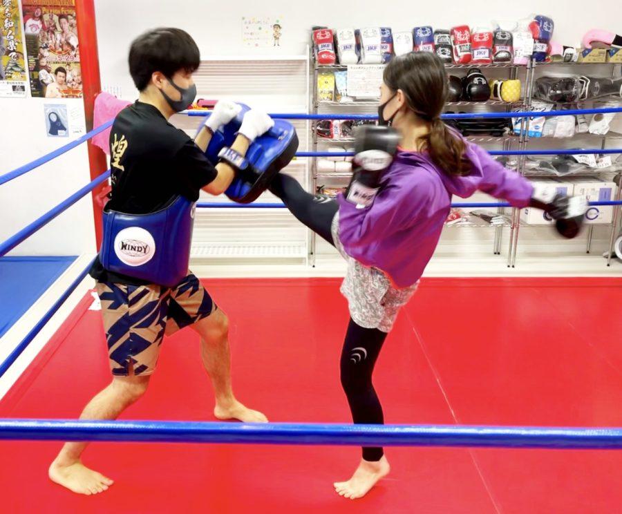 JKF(ジャパンキックボクシングフィットネス)新瑞橋の画像